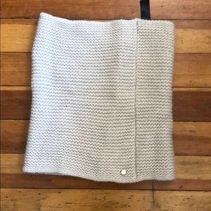 Ted Baker wool angora infinity scarf